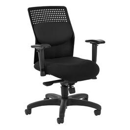 AirFlo Series Executive Chair - Black