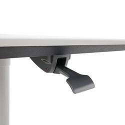 Mesa Series Height-Adjustable Mobile Desk/Podium - Lever