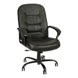 Leather Big & Tall Office Chair