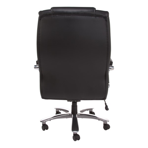 Avengers Series Big & Tall Executive Chair - High Back - Back View