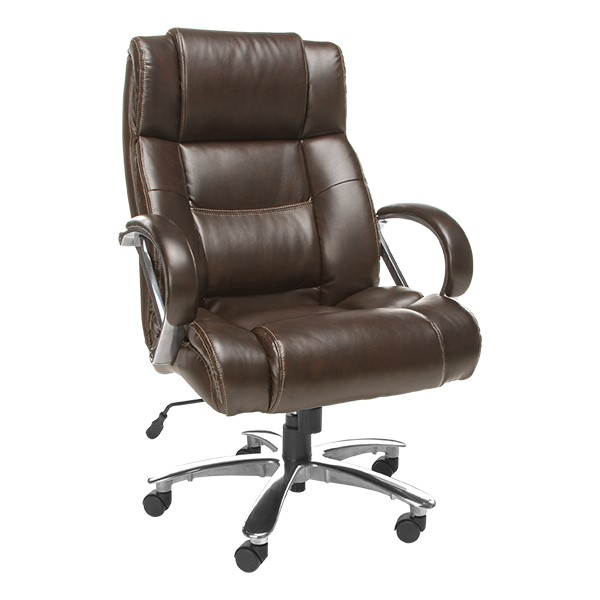 Avengers Series Big & Tall Executive Chair - Brown