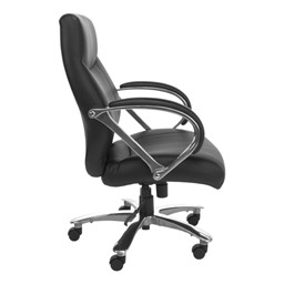 Avengers Series Big & Tall Executive Chair - Mid Back - Side view