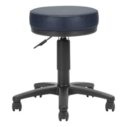 Antimicrobial Vinyl Utilistool - Navy