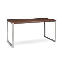 "Fulcrum Series Desk (60"" W x 30\"" D) - Cherry"