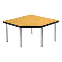Post-Leg Waiting Room Table – Corner Table