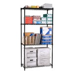 Modular Steel Wire Shelving