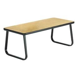 OFM Waiting Room Collection - Magazine Table - Oak top