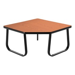 OFM Waiting Room Collection – Corner Table - Cherry top