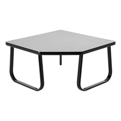 OFM Waiting Room Collection – Corner Table - Gray nebula top