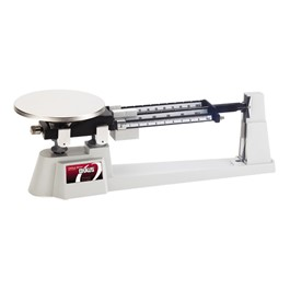 Triple-Beam Balance w/ Stainless Steel Plate