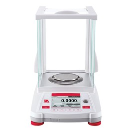 Adventurer Analytical Balance w/ Draftshield (120 g x 0.1 mg)