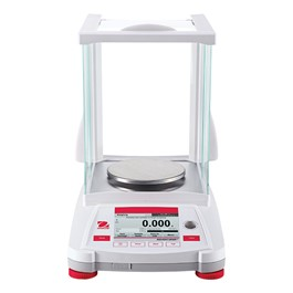 Adventurer Analytical Balance w/ Draftshield (220 g x 1 mg)