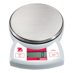 CS Series Compact Portable Scale (5000 g x 1 g)