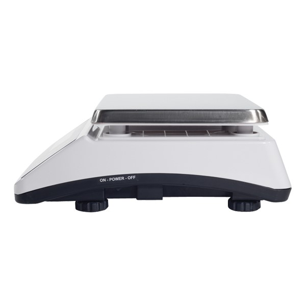 Valor 1000 Compact Economical Portioning Scale – Side view