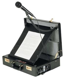 Briefcase Sound Lectern