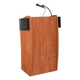 Basic Vision Lectern w/ Sound - Front
