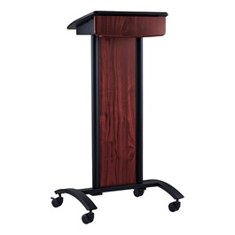 Conversation Lectern - Laminate Panels