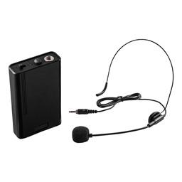 Headset Wireless Mic for Greystone Lectern w/ Sound