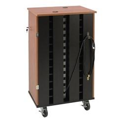 Tablet Charging & Storage Cart - Side