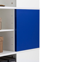 Yes, add two blue magentic panels (+$74.99 per unit)