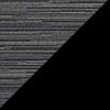 Pepper Fabric Top/Black Vinyl Sides