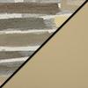 Desert Fabric Top/Sand Vinyl Sides