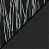 Peppercorn Fabric Top/Black Vinyl Sides