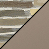 Desert Fabric Top/Taupe Vinyl Sides
