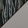 Peppercorn Fabric Top/Light Gray Vinyl Sides
