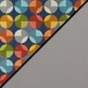 Compass Fabric Top/Light Gray Vinyl Sides