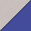 Gray Nebula Top/Blue Edge Band