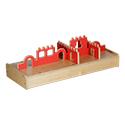 Play Castle Topper (+$153.88 per unit)