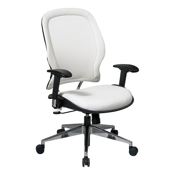 Deluxe Vinyl Manager's Chair