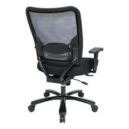 Big & Tall Double Air Grid Back Ergonomic Chair