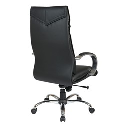 Deluxe Executive Chair - High Back - Back view