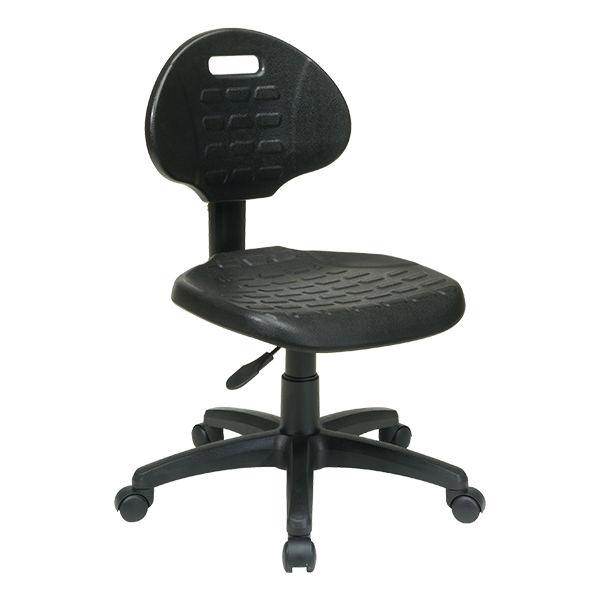 Office Star Products Work Smart Self Skinned Urethane Task ...