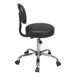 Work Smart Drafting Stool - Side view