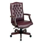 Traditional  Executive Chair - Vinyl