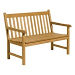 Classic Wood Bench