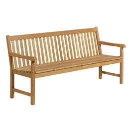 Classic Wood Bench - 6\' L
