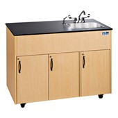Portable Sinks & Hand Sanitizers