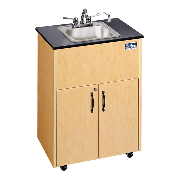Ozark River Portable Hand Washing Station W Stainless Steel Basin