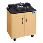 Portable Preschool Hand-Washing Station