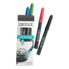 Markers (Pack of Four)