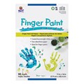 Fingerpaint Paper Pack - Heavy Weight-Glossy White