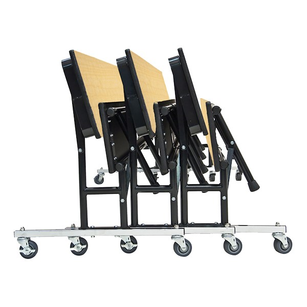 34M Series Mobile Convertible Bench Tables - Nested