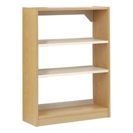 Single-Sided Steel Shelving – Starter Unit