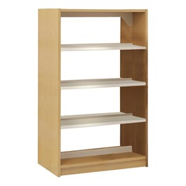 Double-Faced Steel Shelving – Starter Unit