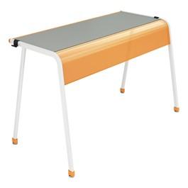 "A&D K-Leg Student Desk (60\"" W x 20\"" D x 28\"" H)"