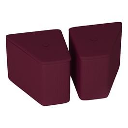 Mini Blender Soft Seating - Pack of Two - Sorbet